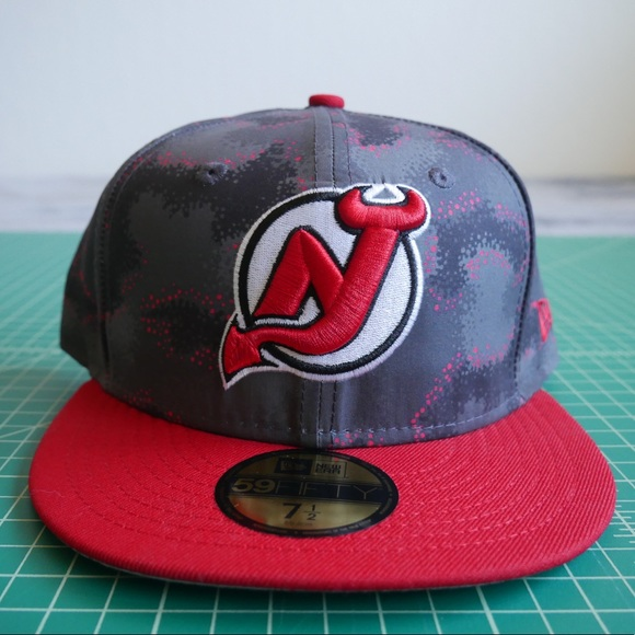 2976074a13e2c2 New Era Accessories | 59fifty Fitted New Jersey Devils Hat 7 12 ...